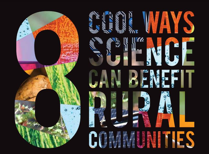 8 Cool Ways Science Can Benefit Rural Communities