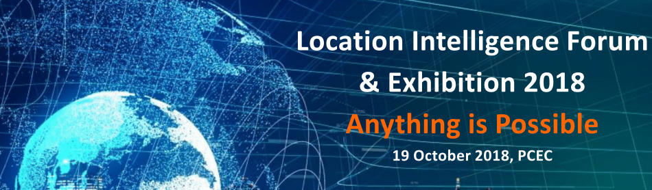 Location Intelligence Forum and Exhibition 2018