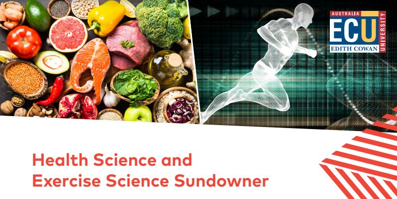 Health Science and Exercise Science Sundowner